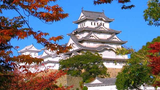 日本第一名城:姬路城