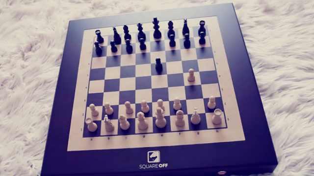 存在于网络上的人工智能对棋