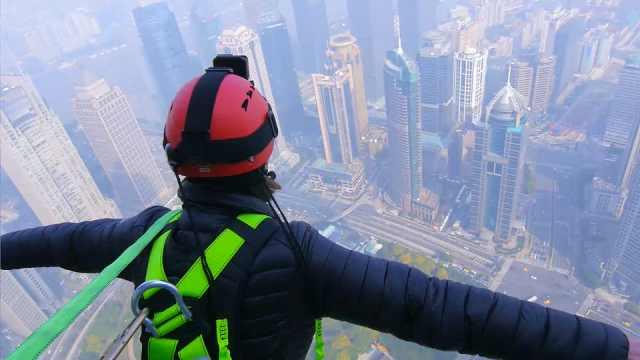 世界最高户外空中步道,超刺激!