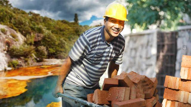 新西兰27万年薪招搬砖工?