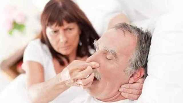 入睡極快還打呼嚕?你該去看醫生了