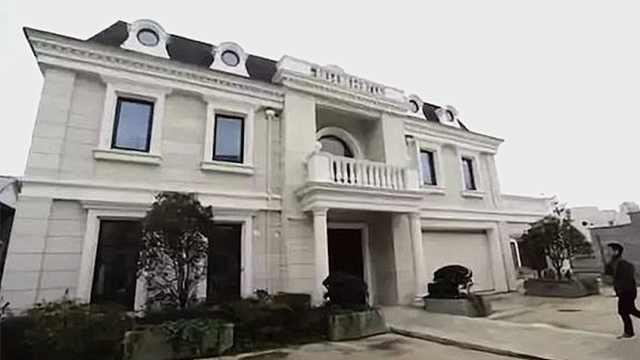 中国小伙仅3天用3D打印出一栋别墅