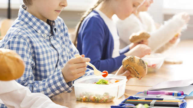 开学了,该如何培养孩子饮食习惯?