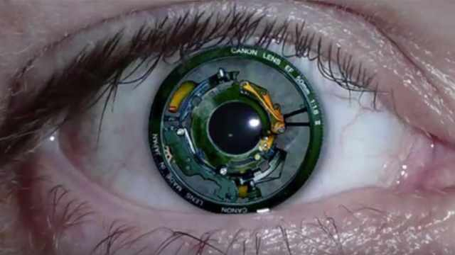 "3D打印""眼球""或能取代人类眼球"