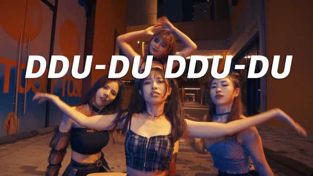 《DDU-DU DDU-DU》翻跳