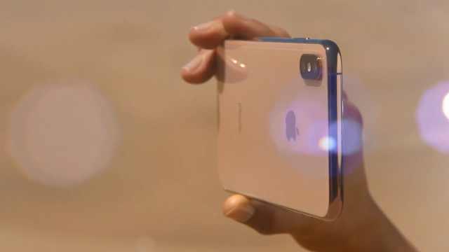 苹果iPhone XS XR发布没亮点没惊喜