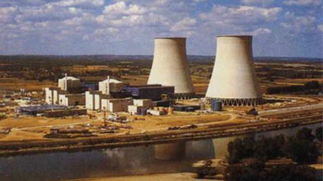 為什么核電站不把熱能排給南方供暖