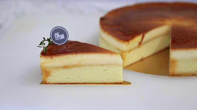 焦糖布丁蛋糕,简简单单的美味!