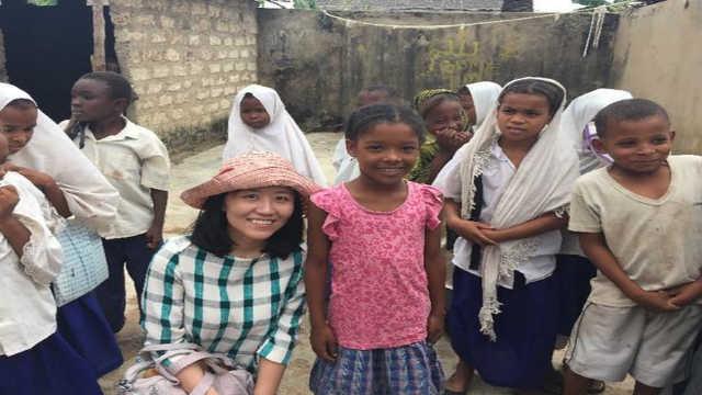 非洲的中国村,村民自称是明朝后裔