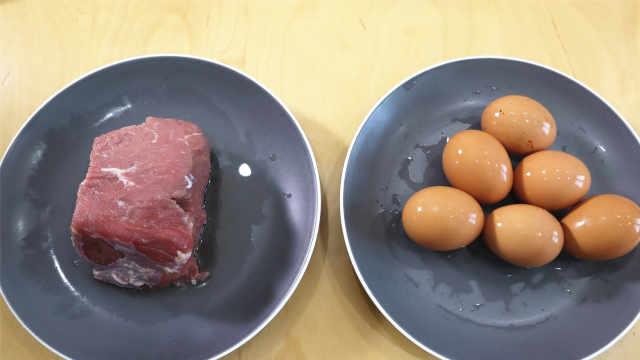教你客家特色滑蛋牛肉
