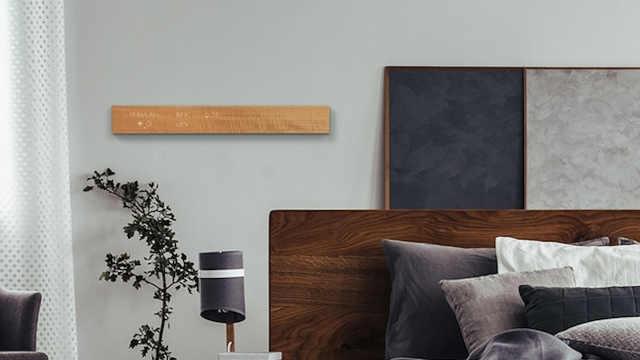 有智慧的智能木板,打造智能家居