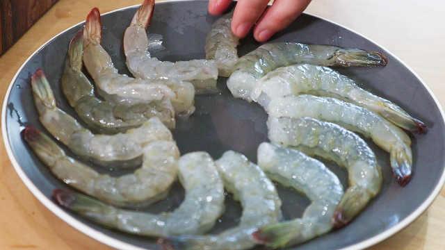 爱吃虾要收藏,教你新做法,真好吃