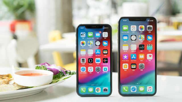 iPhone X重新生产