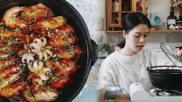 米饭杀手,浓郁酱香三汁焖锅