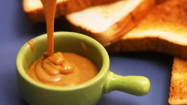 香濃的花生醬,原來做法這么簡單!