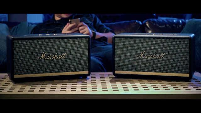 蓝牙音箱Marshall Stanmore II开箱