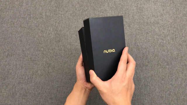 2800元的努比亚手机开箱