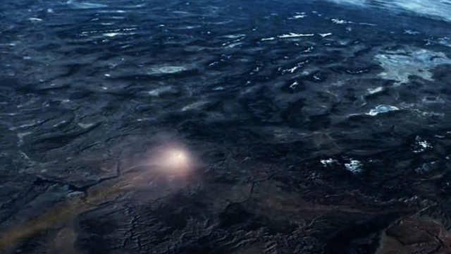 NASA探測器在小行星上發現水的跡象