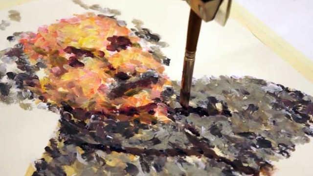人工智能绘画拍出300万天价!