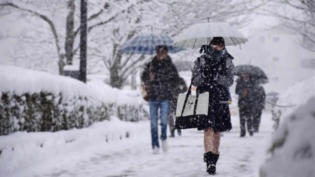 日本冬天最低零下40度人怎么过冬?