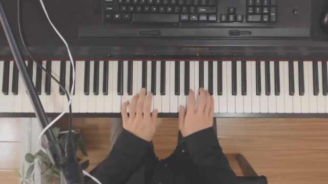 钢琴:古巨基《好想好想》弹奏