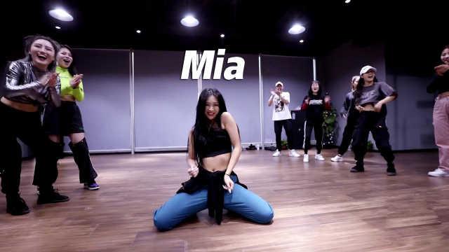 女神Haeun Kim 编舞《Mia》