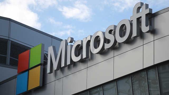 微软CEO纳德拉抛售近27万股股票