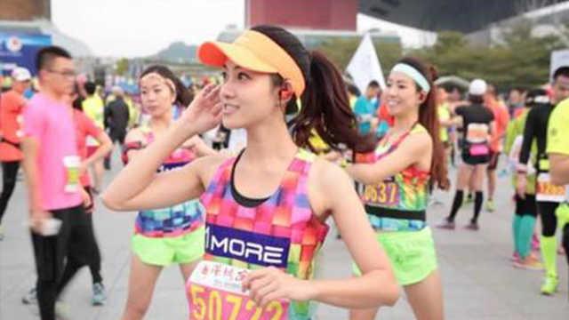 马拉松比赛运动员想上厕所怎么办?