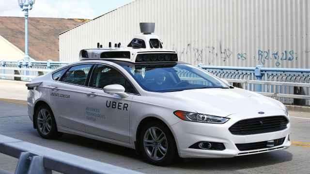 软银、丰田联合投资Uber无人车
