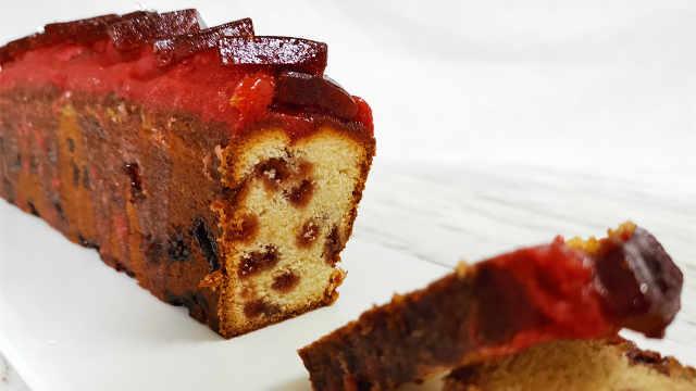草莓磅蛋糕:延长你的草莓季