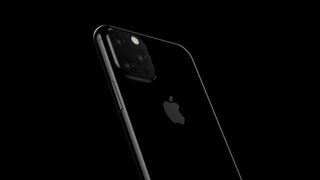 苹果iPhone XI背面设计曝光