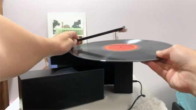 能听黑胶唱片的音箱,1799元你要吗