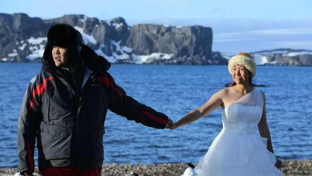 -53℃!中国侣行夫妇挑战酷寒低温