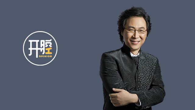 廖昌永開腔丨老師要求我低調做人