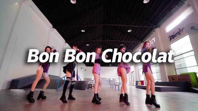 DT翻跳《Bon Bon Chocolat》
