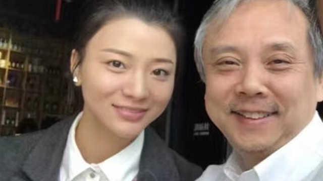 金像奖导演陈嘉上娶小30岁妻子