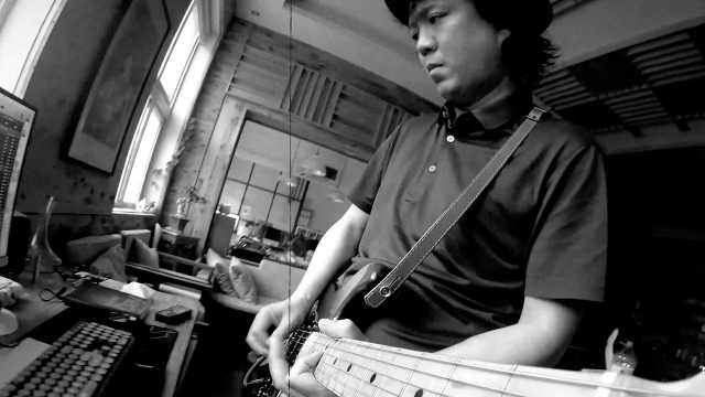 【吉他超】摄像机记录下的练琴时光