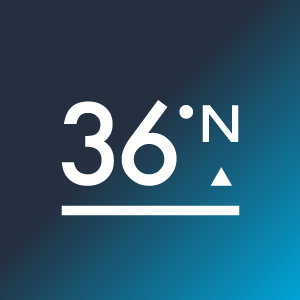 北纬36度