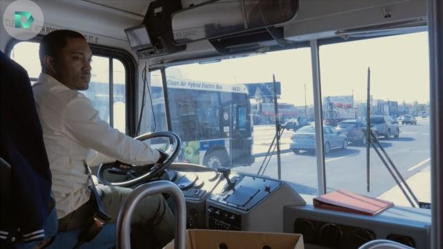 这位黑人帅哥司机,让纽约暖暖哒
