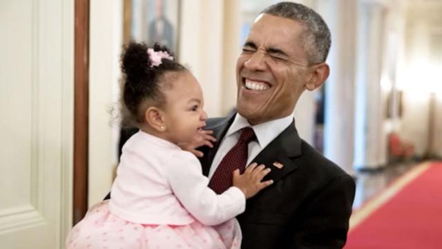 他记录下了奥巴马的白宫日常