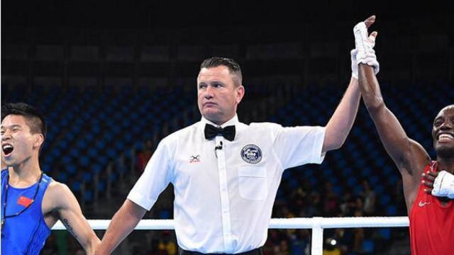 里约奥运会全体拳击裁判被禁赛