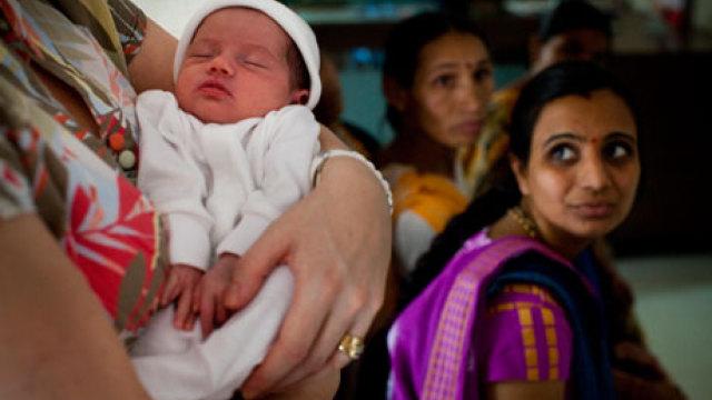 印度将立法严禁商业代孕