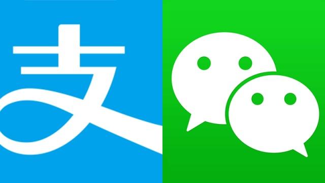 """支付宝&微信支付双双""""攻入""""日本"""