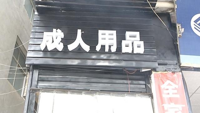 湖南3男14次盗窃打砸情趣用品店