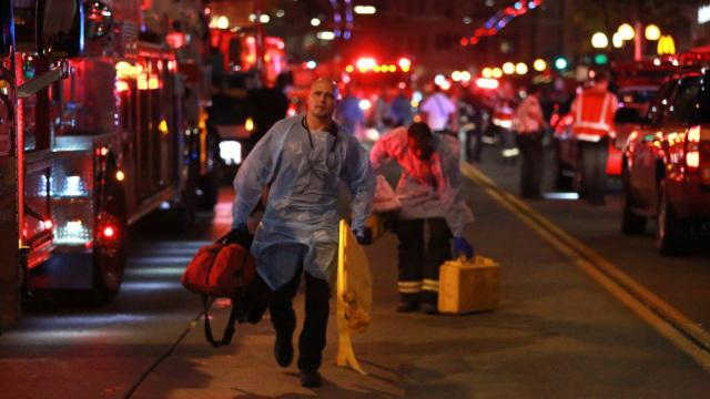 西雅图市中心发生枪击,五人受伤