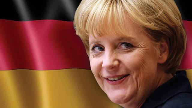 德国总理默克尔再度谋求连任