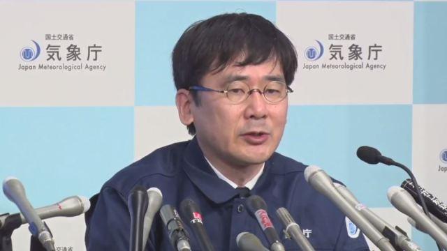 日本氣象廳:福島地震系余震