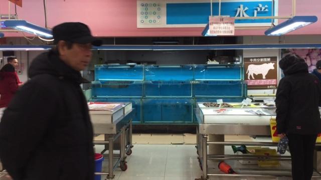 北京食药监否认水体污染致活鱼停售