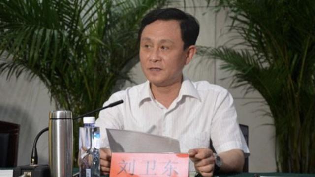 山东泰安副市长刘卫东自缢身亡