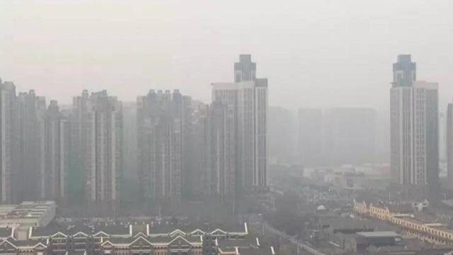 雾霾进入最严重阶段,8城市